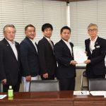 埼玉県議会各政党へ 平成31年度農林施策・予算要望活動を行いました。