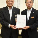 埼玉県農林部へ  平成31年度 農林施策・予算要望を行いました。