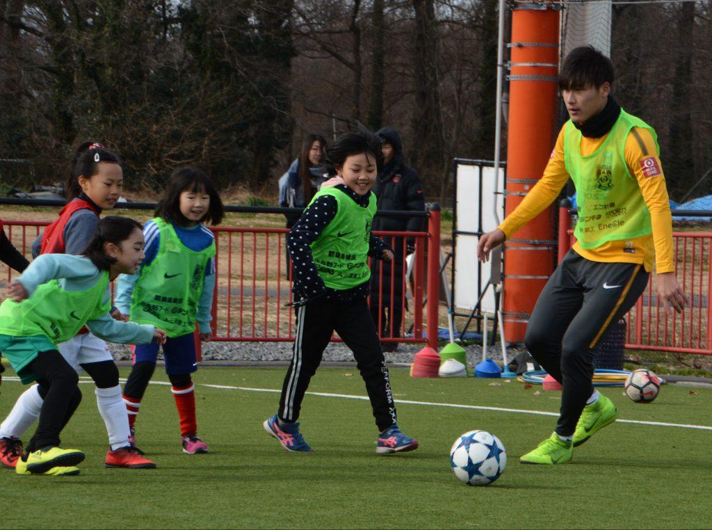 サッカー(1)